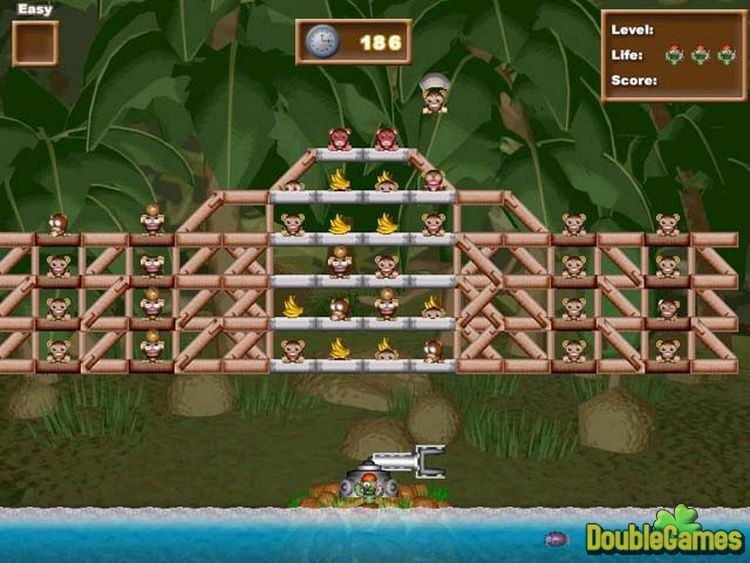 Free Download Cactus Bruce & the Corporate Monkeys Screenshot 1