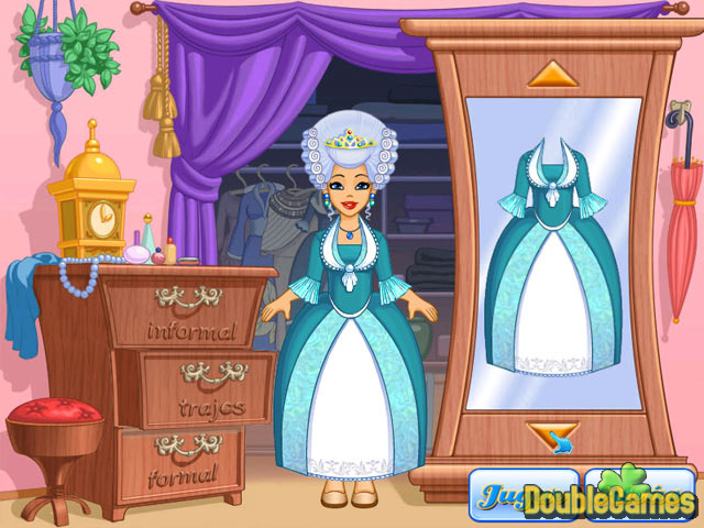 Join Jill on a time-traveling adventure of cake-baking fun in Cake Mania 3,