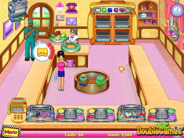 Free Download Cake Mania Double Pack Screenshot 2