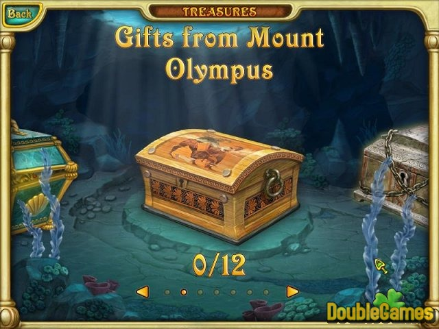 Free Download Call of Atlantis: Treasure of Poseidon. Collector's Edition Screenshot 2