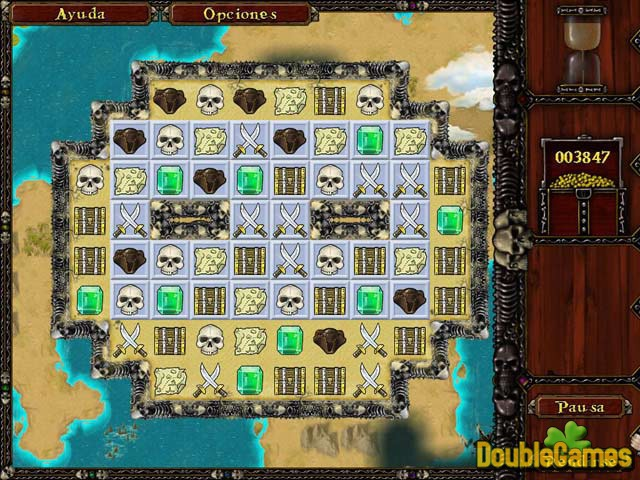 Free Download Caribbean Pirate Quest Screenshot 1