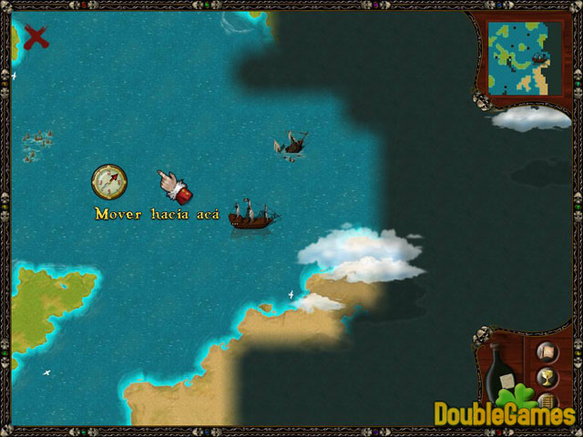 Free Download Caribbean Pirate Quest Screenshot 2