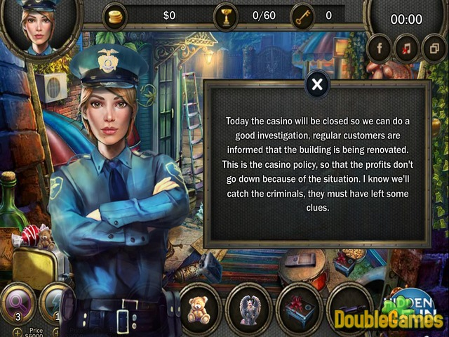 Screenshot descargo de Casino Fraud Case 2