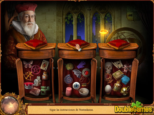 Free Download Cassandra's Journey:  El quinto sol de Nostradamus Screenshot 2