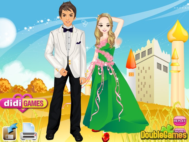 Free Download Castle Dating Dress Up Screenshot 3