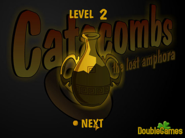 Free Download Catacombs. The lost Amphora Screenshot 3