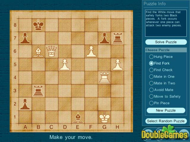 Free Download Chessmaster Challenge Screenshot 1