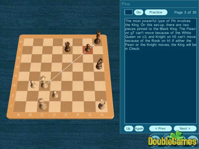 Free Download Chessmaster Challenge Screenshot 3
