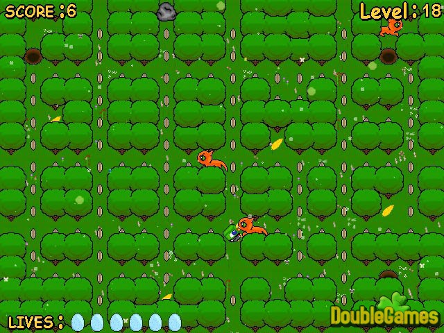 Screenshot descargo de Chick Chick Chicky 3