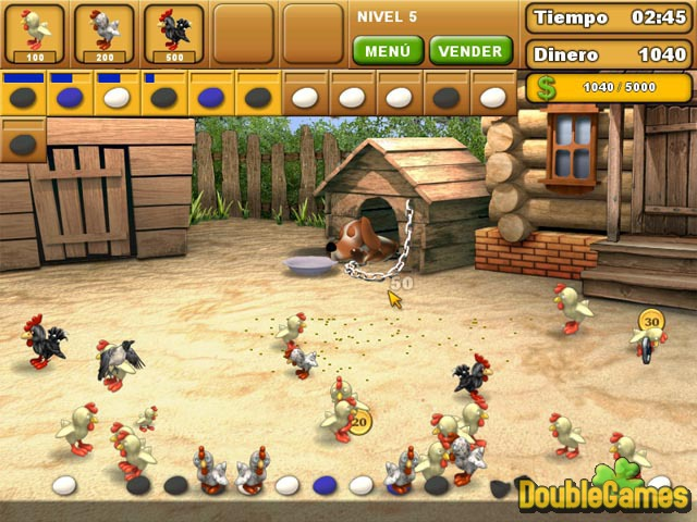 Free Download Chicken Chase Screenshot 2