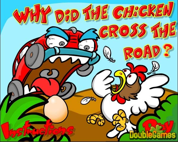 Free Download Chicken Cross The Road Screenshot 1
