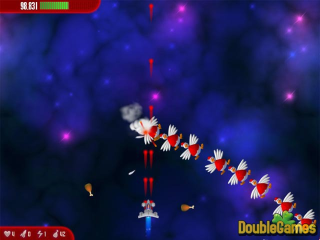 Free Download Chicken Invaders 3 Christmas Edition Screenshot 3