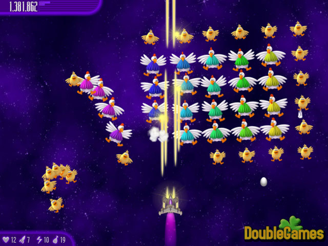 Free Download Chicken Invaders 4: Ultimate Omelette Screenshot 1