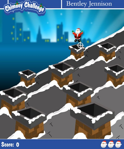 Free Download Chimney Challenge Screenshot 1
