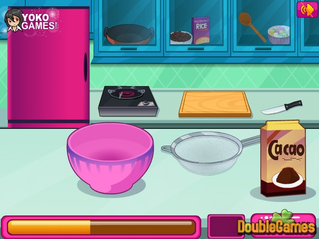Free Download Chocolate RiceKrispies Square Screenshot 3