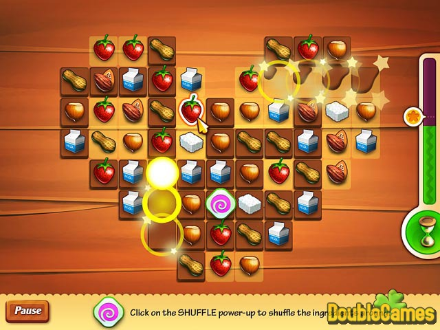 Screenshot descargo de Chocolate Shop Frenzy 2