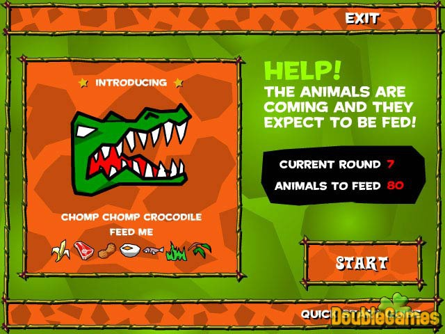 Free Download Chomp! Chomp! Safari Screenshot 1