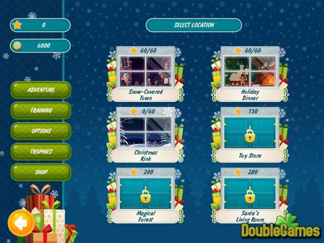 Free Download Christmas Griddlers: Journey to Santa Screenshot 2