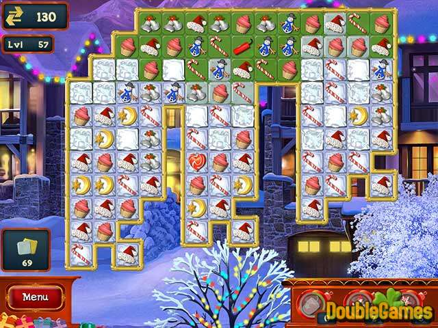 Free Download Christmas Puzzle 3 Screenshot 1