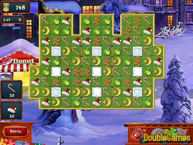 Free Download Christmas Puzzle 3 Screenshot 2