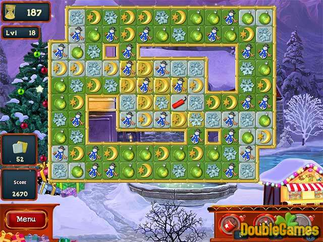 Free Download Christmas Puzzle 3 Screenshot 3