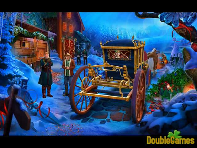 Free Download The Christmas Spirit: Mother Goose's Untold Tales Screenshot 1