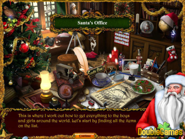 Free Download Christmas Wonderland Screenshot 1