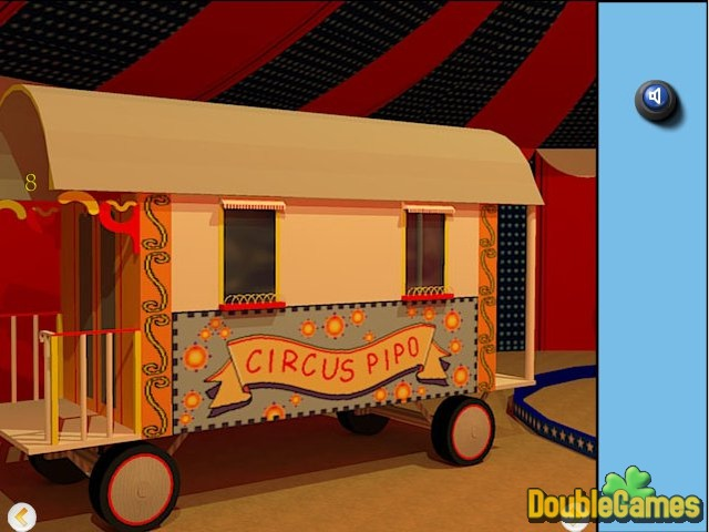 Free Download Circus Escape Screenshot 2