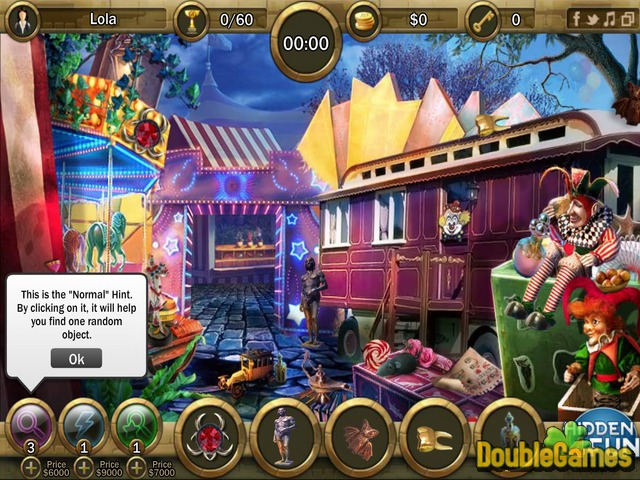 Free Download Circus Romance Screenshot 3