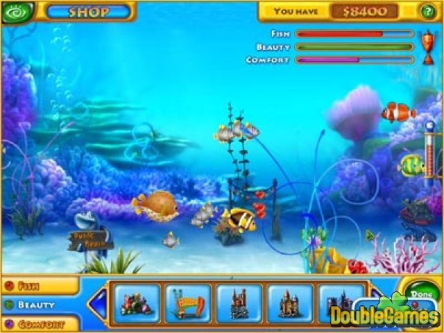 Free Download Classic Fishdom Double Pack Screenshot 1