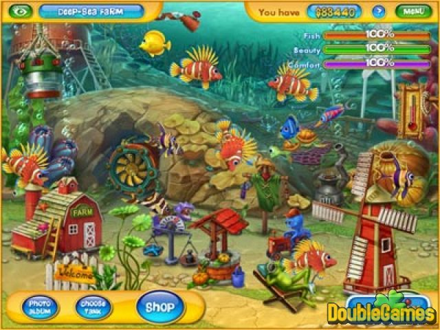 Free Download Classic Fishdom Double Pack Screenshot 3