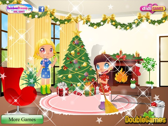 Free Download Clean Up for Santa Screenshot 1