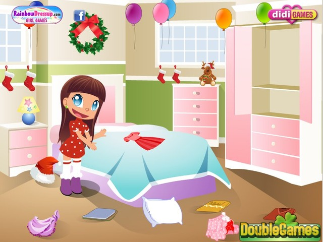 Free Download Clean Up for Santa Screenshot 2