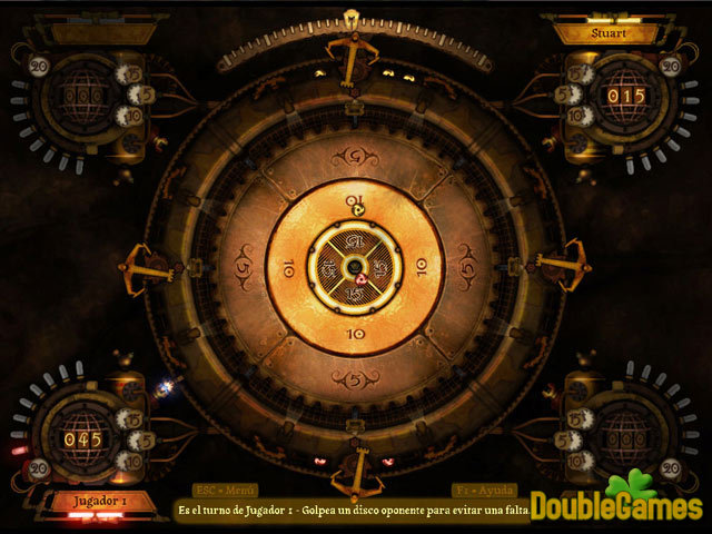 Free Download Clockwork Crokinole Screenshot 3