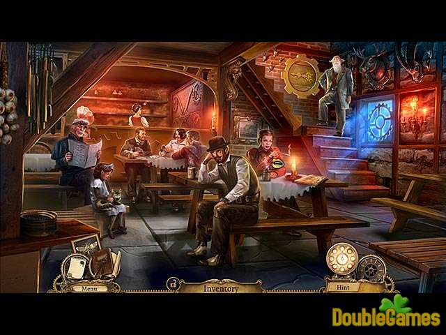Screenshot descargo de Clockwork Tales: Of Glass and Ink 2