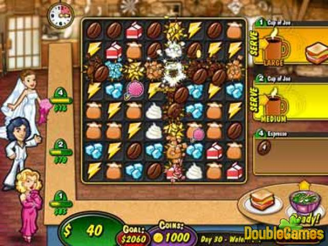 Free Download Coffee Rush: Double Pack Screenshot 1