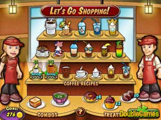 Free Download Coffee Rush: Double Pack Screenshot 2