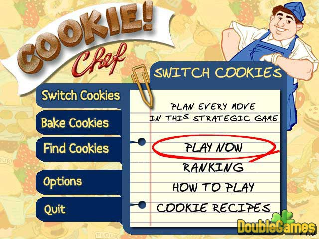 Free Download Cookie Chef Screenshot 1