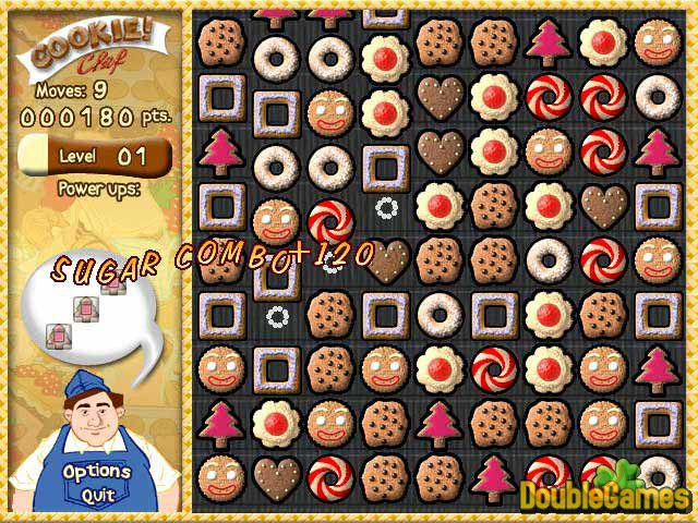 Free Download Cookie Chef Screenshot 2