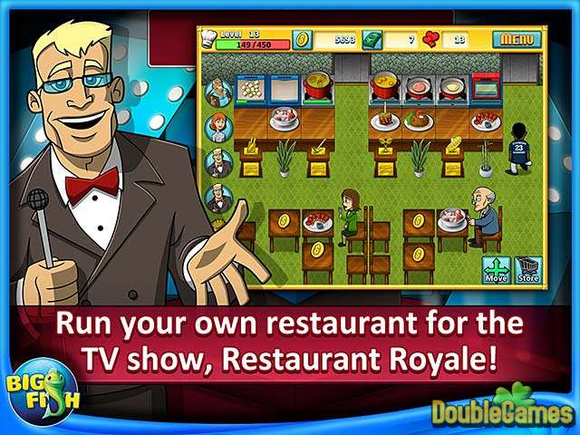 Free Download Cooking Academy: Restaurant Royale. Free To Play Screenshot 1