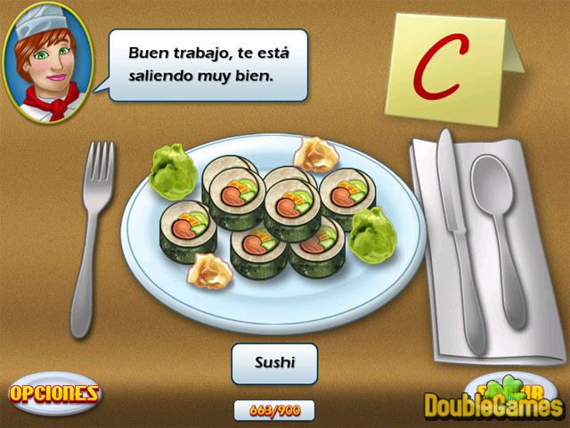 Free Download Cooking Academy Screenshot 1