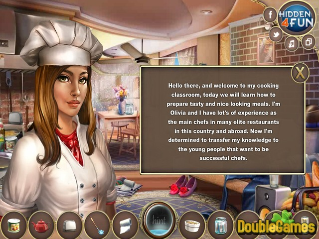 Free Download Cooking Lessons 2 Screenshot 1