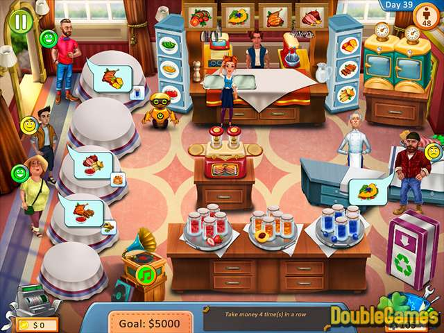Free Download Cooking Trip: Back On The Road Collector's Edition Screenshot 2