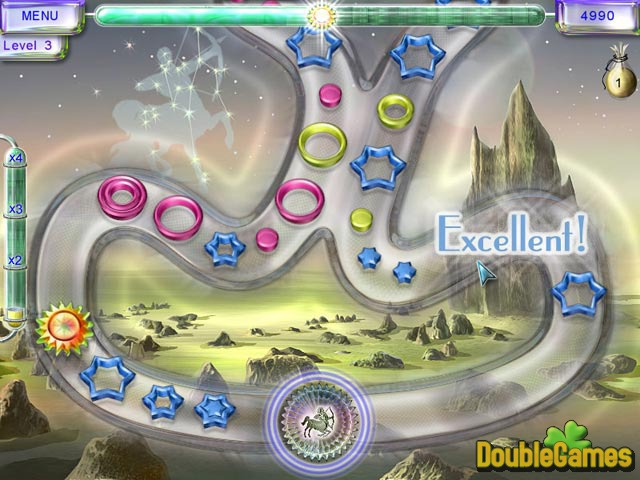 Free Download Cosmic Stacker Screenshot 3