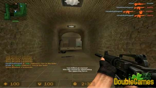 Free Download Counter-Strike Source Screenshot 1