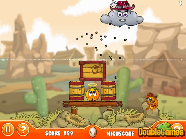 Free Download Cover Orange Journey. Wild West Screenshot 3