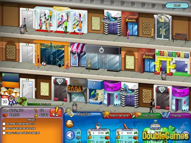 Free Download Create a Mall Screenshot 1