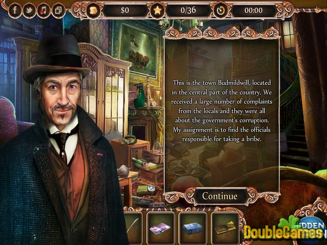 Free Download Crooked Town Screenshot 2