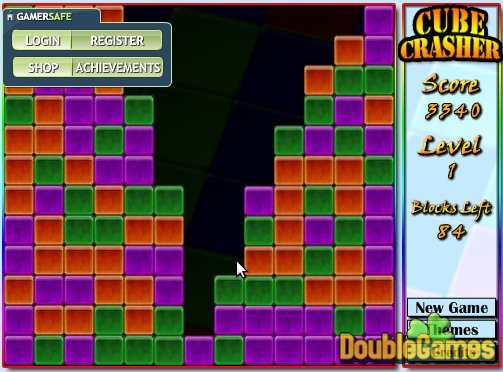 Free Download Cube Crash 2 Screenshot 1