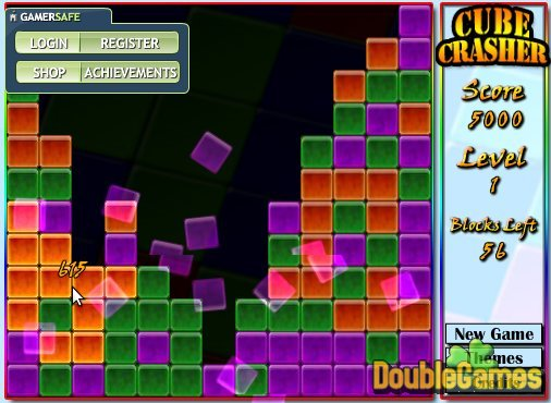 Free Download Cube Crash 2 Screenshot 2